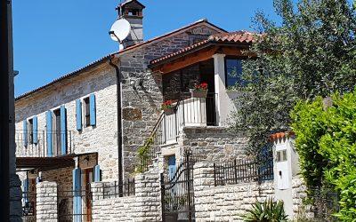 Casa dei Boscarini, Buje.